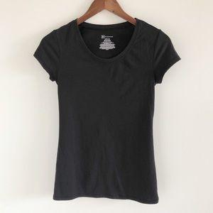 No Boundaries Black Crew Neck Tee T-Shirt S (3-5)